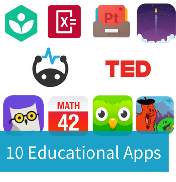 Top 10 Educational Apps