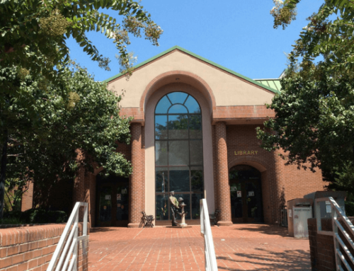 Beaufort: Local Library WiFi